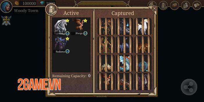 Monster Lord 2: Destiny - Game nhập vai lấy cảm hứng từ Dungeons And Dragons 2