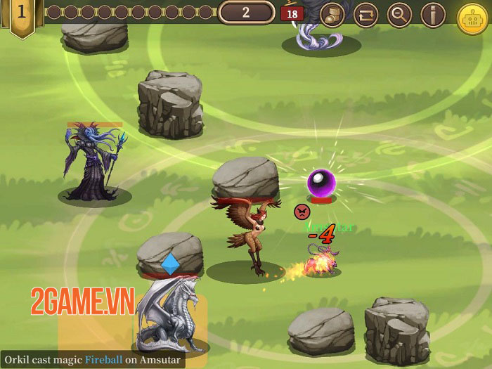 Monster Lord 2: Destiny - Game nhập vai lấy cảm hứng từ Dungeons And Dragons 5