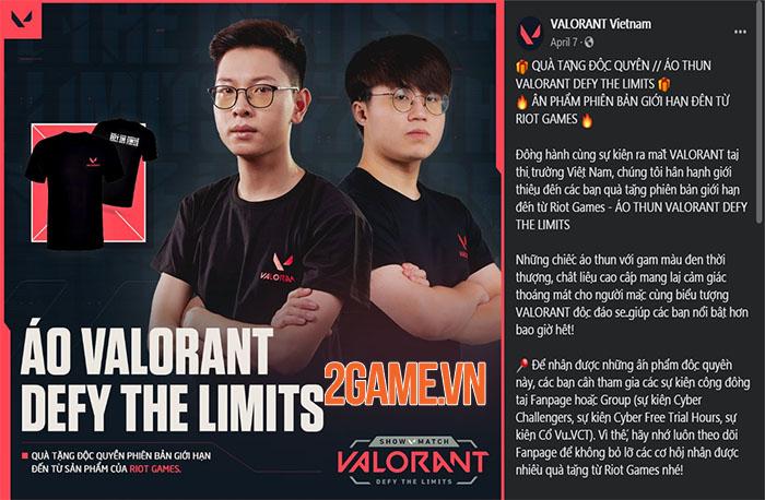 VALORANT chiếm trọn cảm tình của game thủ Việt dù mới ra mắt 1 tháng 3