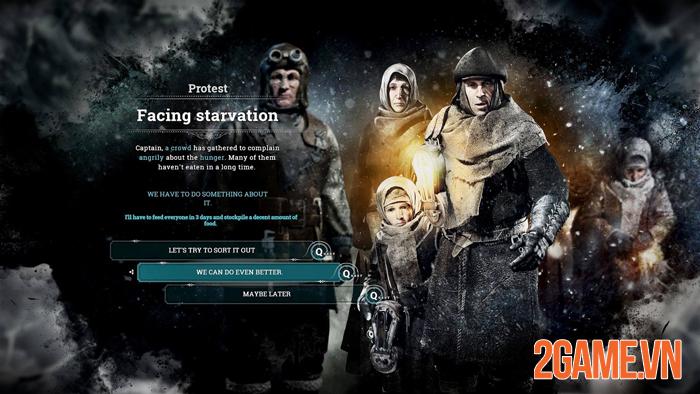 Frostpunk Mobile - Game sinh tồn kỷ băng hà hấp dẫn của NetEase 2