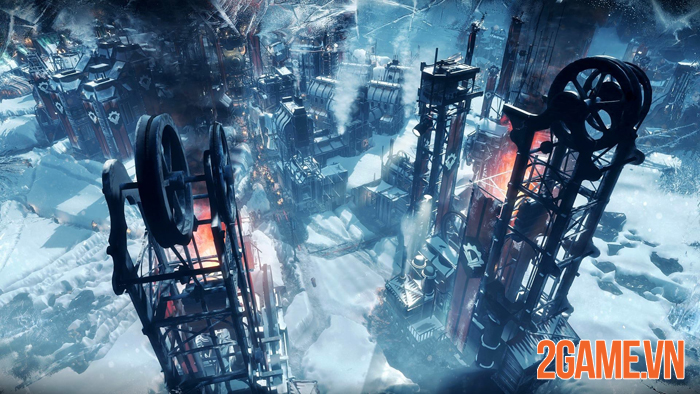Frostpunk Mobile - Game sinh tồn kỷ băng hà hấp dẫn của NetEase 0