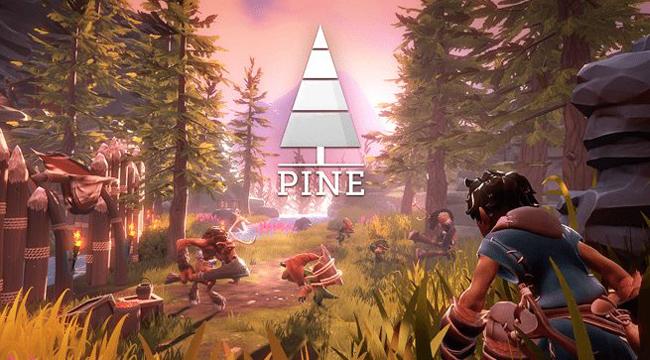 Pine – Hành trình đi tìm nguồn sống mới đang miễn phí trên Epic Games