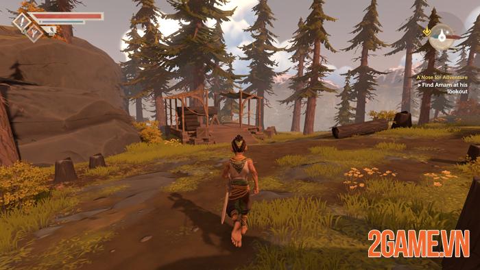 Pine - Hành trình đi tìm nguồn sống mới đang miễn phí trên Epic Games 3
