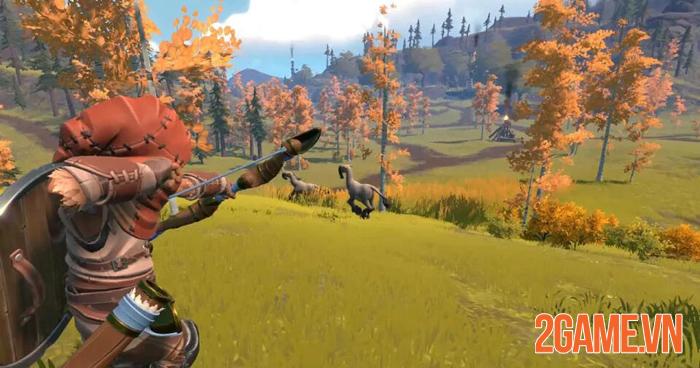 Pine - Hành trình đi tìm nguồn sống mới đang miễn phí trên Epic Games 2