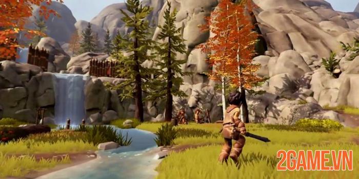 Pine - Hành trình đi tìm nguồn sống mới đang miễn phí trên Epic Games 1