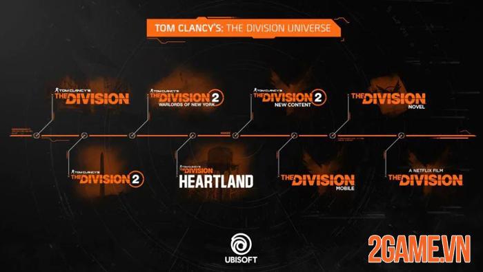 Tom Clancy's The Division chính thức lấn sân sẽ có phiên bản mobile 0