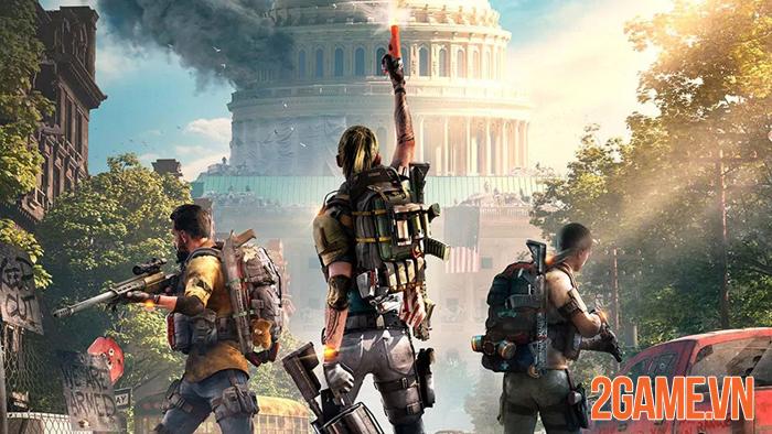 Tom Clancy's The Division chính thức lấn sân sẽ có phiên bản mobile 1