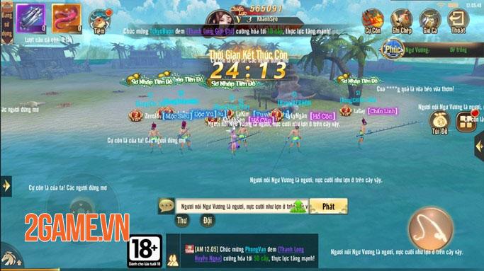 Kết thúc 2 ngày Alpha Test, Thiên Long Kỳ Hiệp chịu chơi tặng ngay IPhone 12 cho game thủ may mắn 6