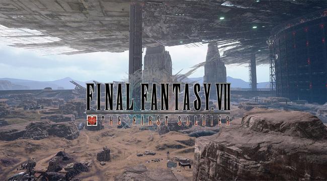 Final Fantasy Vll: The First Soldier mở cửa thử nghiệm ở Mỹ và Canada