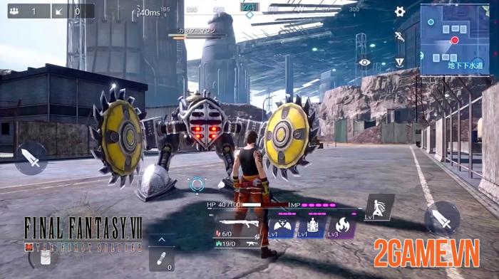 Final Fantasy Vll: The First Soldier mở cửa thử nghiệm ở Mỹ và Canada 3