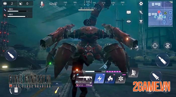 Final Fantasy Vll: The First Soldier mở cửa thử nghiệm ở Mỹ và Canada 1