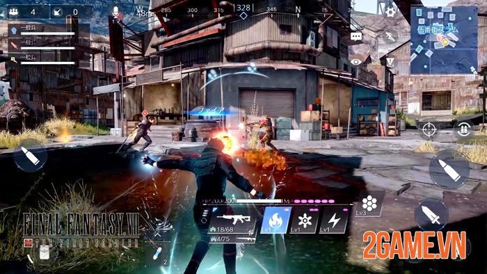 Final Fantasy Vll: The First Soldier mở cửa thử nghiệm ở Mỹ và Canada 2