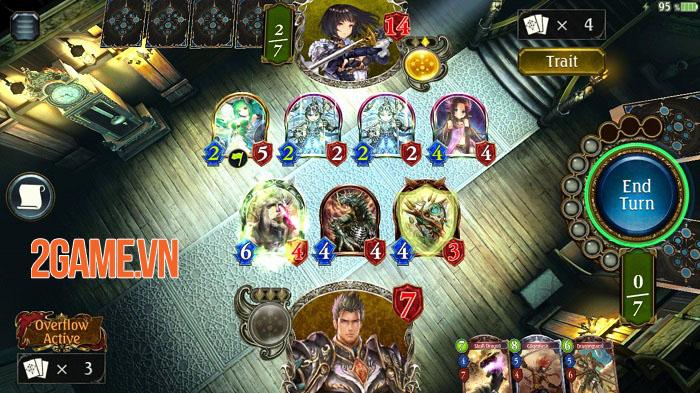 Top 10 game thẻ bài chỉ dành cho những người giỏi về chiến thuật 2