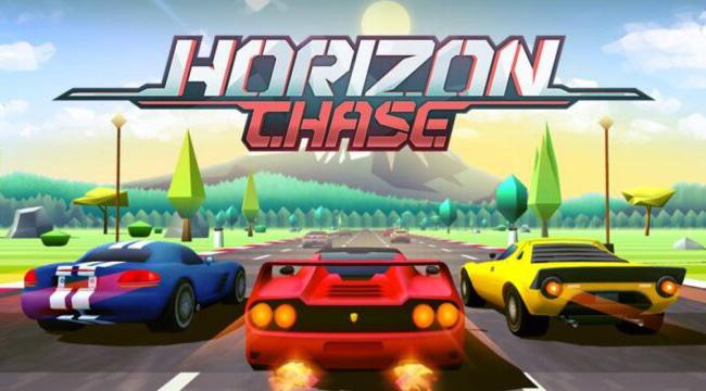 Horizon Chase – Trải nghiệm tốc độ và cảm giác thót tim trên mobile