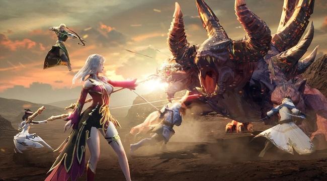 Đồ họa của Forsaken World: Thần Ma Đại Lục được chăm chút từng chi tiết