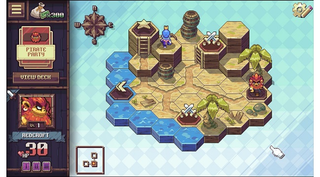Cross Blitz – Game nhập vai thẻ bài giả tưởng đồ họa pixel đáng yêu
