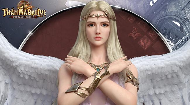 Game thủ đã có thể tải ngay Forsaken World: Thần Ma Đại Lục từ bây giờ