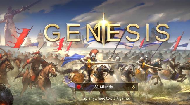 Genesis – Game chiến thuật thời gian thực với những quốc gia thú vị