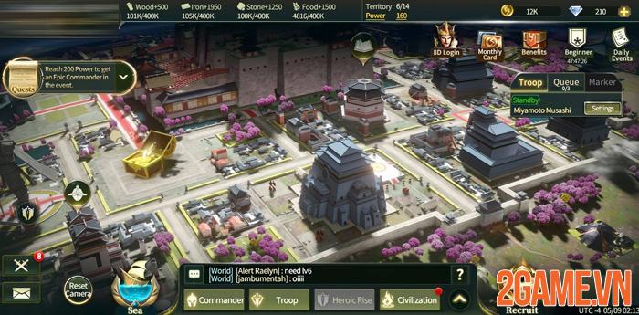 Genesis - Game chiến thuật thời gian thực với những quốc gia thú vị 0