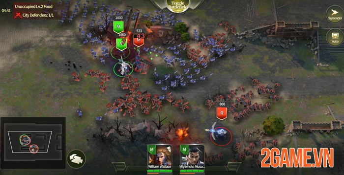 Genesis - Game chiến thuật thời gian thực với những quốc gia thú vị 3