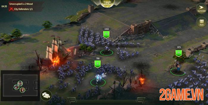 Genesis - Game chiến thuật thời gian thực với những quốc gia thú vị 2
