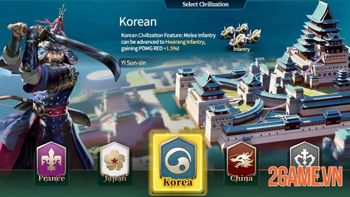 Genesis - Game chiến thuật thời gian thực với những quốc gia thú vị 1
