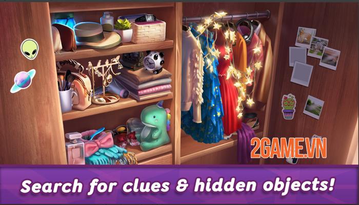 Hidden Escape: Murder Mystery - Chứng minh tài năng thám tử 3