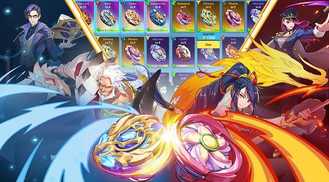 Spiral Warrior – Game nhập vai chủ đề anime từ đội ngũ phát triển Light x Shadow