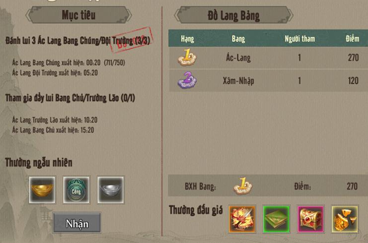 Võ Lâm Truyền Kỳ 1 Mobile tung bản cập nhật đầu tiên, mở hàng loạt tính năng mới 1