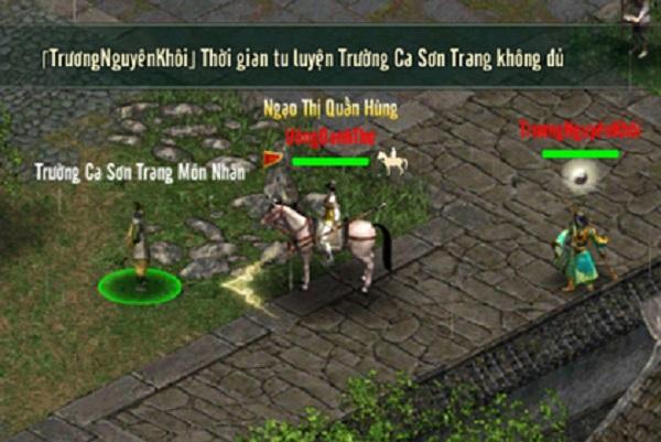 Võ Lâm Truyền Kỳ 1 Mobile tung bản cập nhật đầu tiên, mở hàng loạt tính năng mới 2
