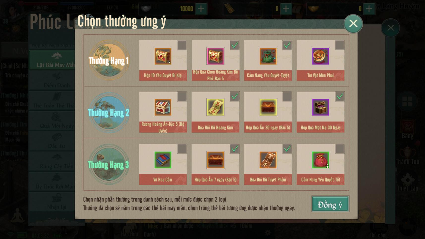 Võ Lâm Truyền Kỳ 1 Mobile tung bản cập nhật đầu tiên, mở hàng loạt tính năng mới 7