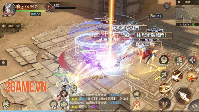 Viễn Chinh 2 Mobile tái hiện những trận quốc chiến chân thực và tráng lệ 3