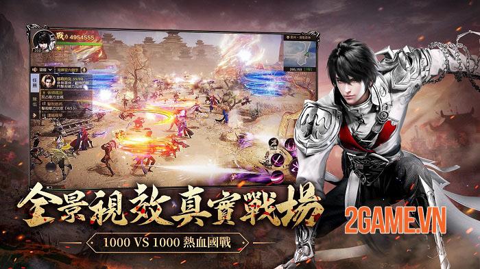 Viễn Chinh 2 Mobile tái hiện những trận quốc chiến chân thực và tráng lệ 2