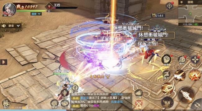 Viễn Chinh 2 Mobile tái hiện những trận quốc chiến chân thực và tráng lệ