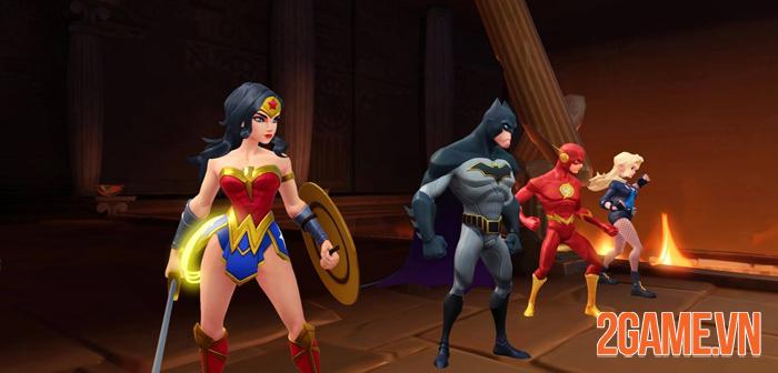 DC Worlds Collide chính thức ra mắt thử nghiệm khu vực Đông Nam Á 0