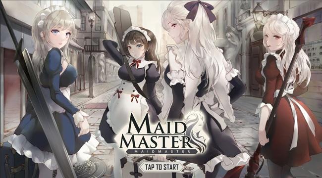 Maid Master – Trải nghiệm thú vị cùng hầu gái giải cứu thế giới