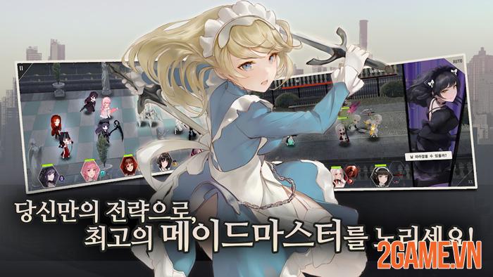 Maid Master - Trải nghiệm thú vị cùng hầu gái giải cứu thế giới 0