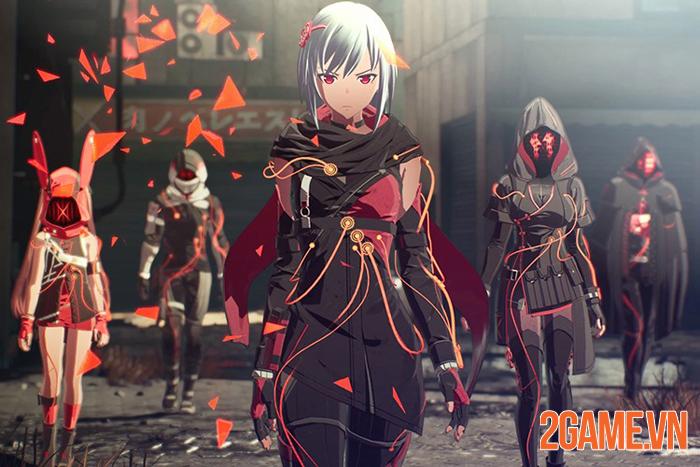 Scarlet Nexus - Bom tấn nhập vai hoành tráng với cấu hình dễ thở 2