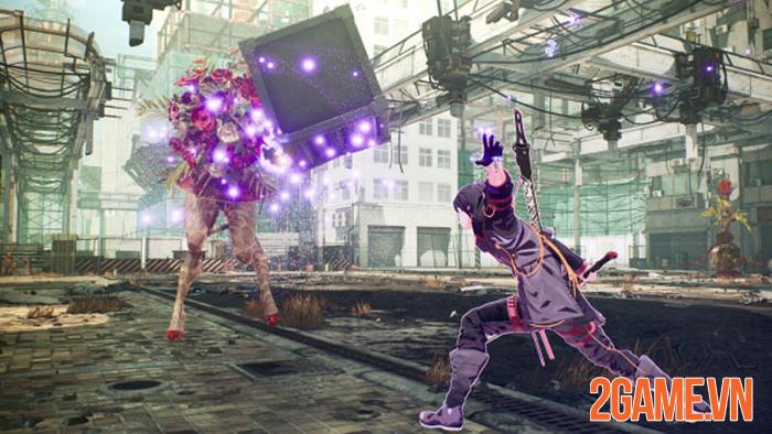 Scarlet Nexus - Bom tấn nhập vai hoành tráng với cấu hình dễ thở 0