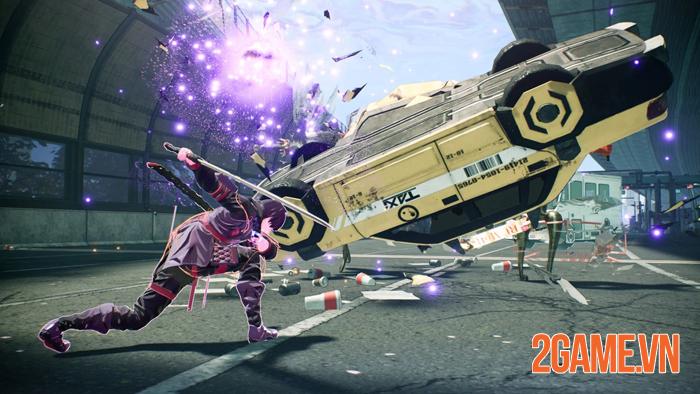 Scarlet Nexus - Bom tấn nhập vai hoành tráng với cấu hình dễ thở 1