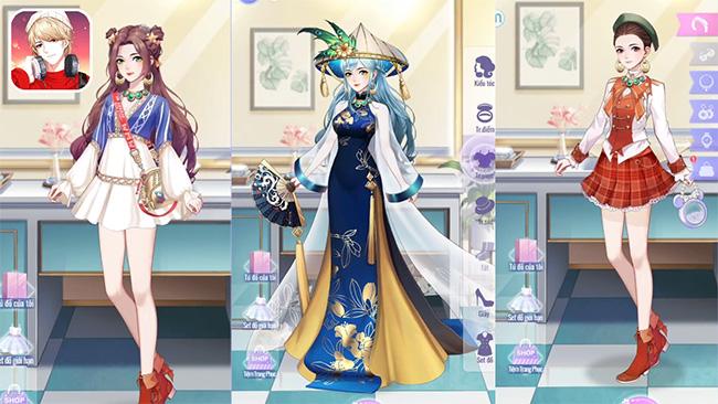 Hướng dẫn chị em trở nên lộng lẫy và nổi tiếng hơn trong game Ngôi Sao Lấp Lánh Mobile