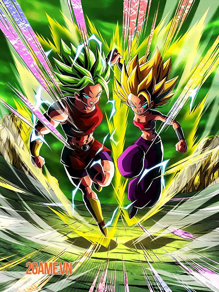 Xếp hạng các nhân vật xuất sắc nhất trong Dragon Ball Z Dokkan Battle 5