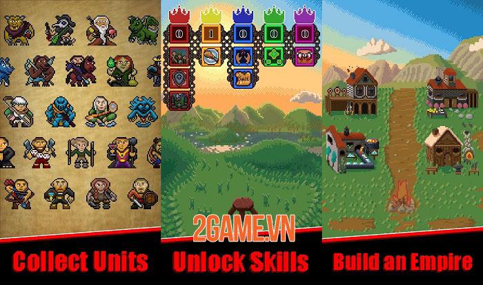 Raven's Path - Game nhập vai chiến thuật thời gian thực phong cách pixel 2
