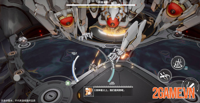 Final Front: Enobetta - Game đại chiến robot thế hệ mới trên mobile 1