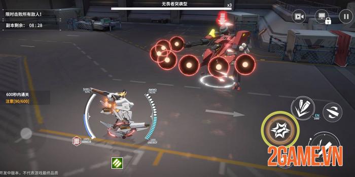 Final Front: Enobetta - Game đại chiến robot thế hệ mới trên mobile 0
