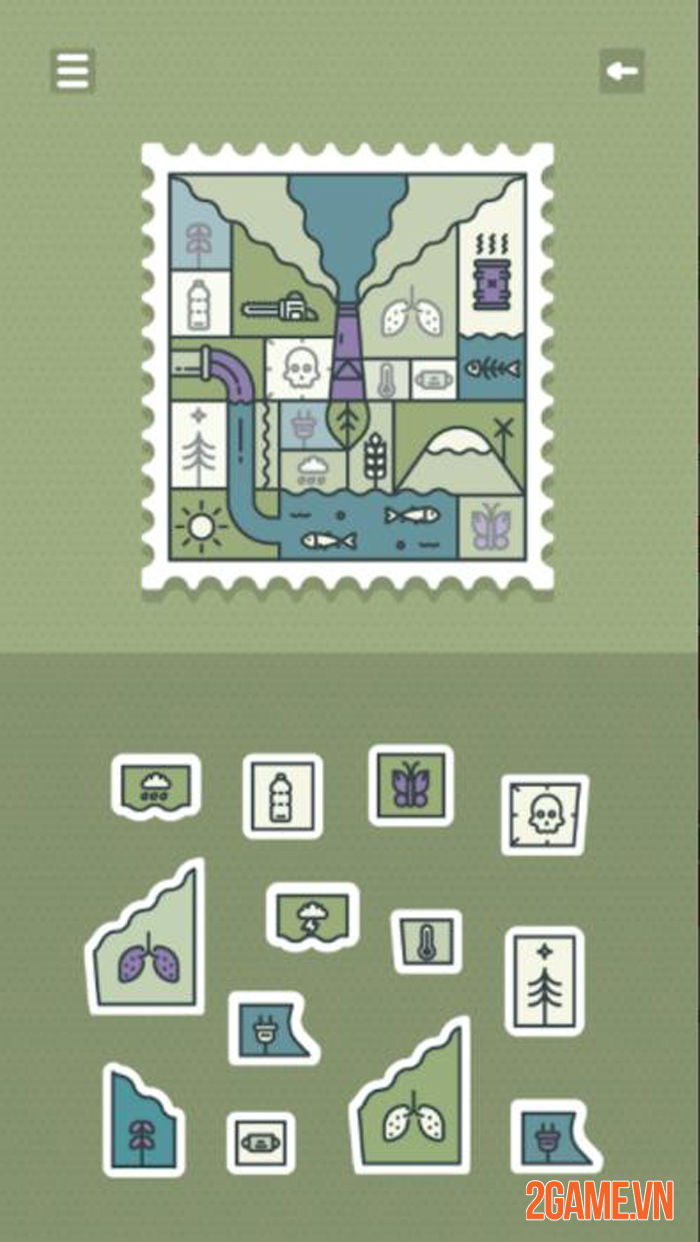 Memory Stamps - Game giải đố hack não dành cho game thủ mobile 1