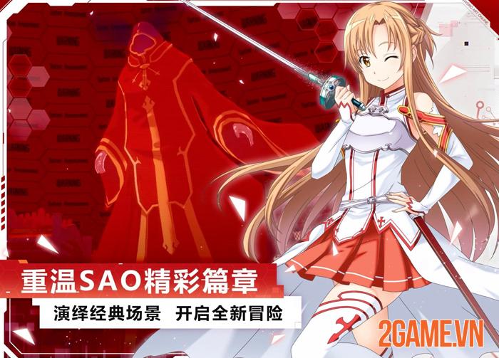 Sword Art Online Black Swordsman: Ace - Bom tấn nhập vai Trung Quốc 0