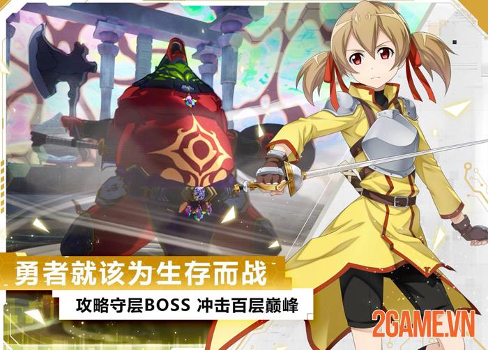 Sword Art Online Black Swordsman: Ace - Bom tấn nhập vai Trung Quốc 1