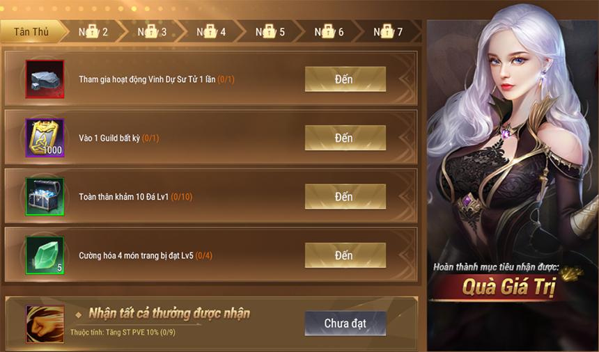 Forsaken World: Thần Ma Đại Lục mở hàng loạt sự kiện hot mừng game ra mắt 3