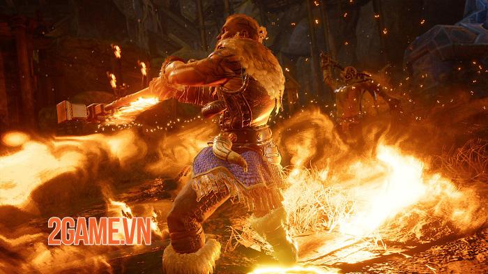 Dungeons & Dragons: Dark Alliance - Siêu phẩm nhập vai hành động với những trận chiến bùng nổ 1